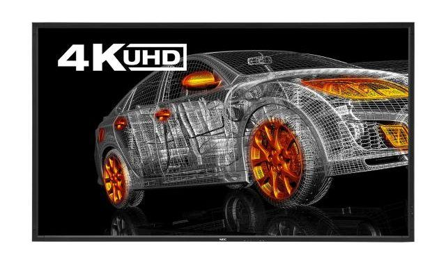 DisplayViewFrontBlack-Car