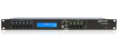Ecler-DAM614-digital-audio-matrix-6-front