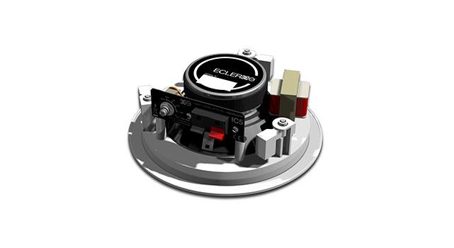 Ecler-IC-5-In-Ceiling-speaker-back