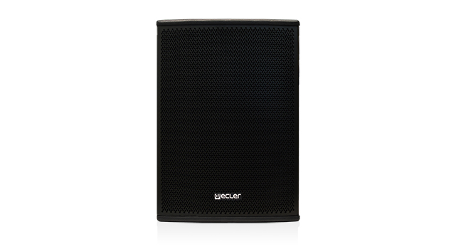 Ecler-premium-loudspeaker-ARQIS-112BK-front-lr