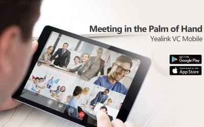 Telefon do wideokonferencji Yealink VC Mobile