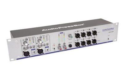 Skrzynka Dziennikarska AudioPressBox APB-208 R