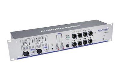 Skrzynka Dziennikarska AudioPressBox APB-208 R-RPS