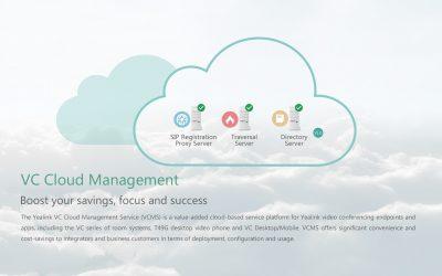 Yealink VC Cloud Management