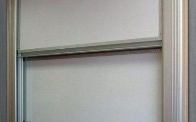 Tablica akademicka Vittoria biała lakierowana w systemie niezależnym