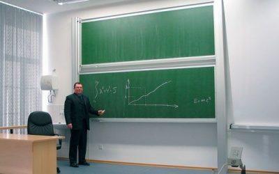 Tablica akademicka Vittoria zielona ceramiczna w systemie niezależnym