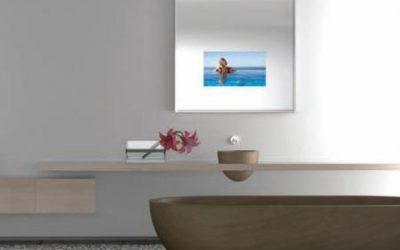 System telewizji za lustrem BATHROOM MIRROR TV