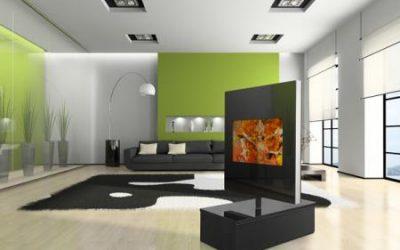 System telewizji za lustrem ULTIMATE ROTATION