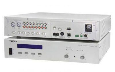 Taiden HCS-5100MAF/08N 8 CHs Digital Infrared Transmitter