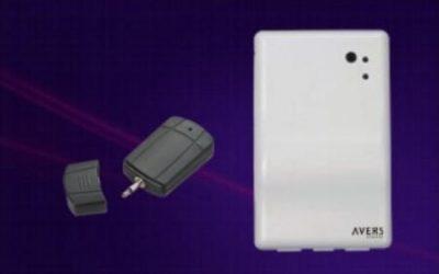 System sterowania radiowego Alfa Trigger Wireless do ekranu