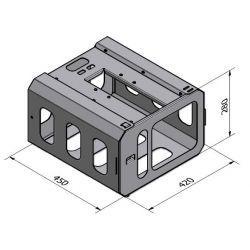 PSC22 Klatka Ochronna na Projektor