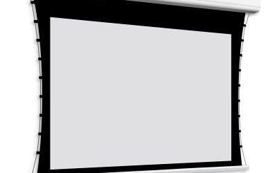 Ekran projekcyjny Tensio Classic Professional-z napinaczami