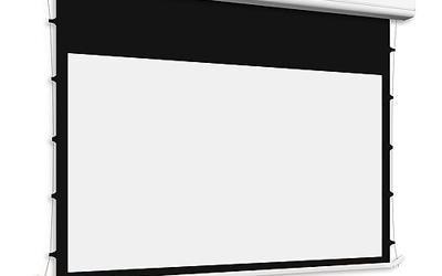 Ekran projekcyjny Tensio Professional – z napinaczami