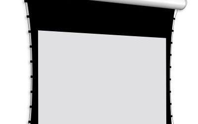 Ekran projekcyjny Tensio Classic Linear – z napinaczami