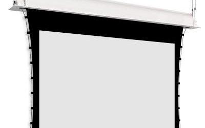 Ekran projekcyjny Adeo Tensio Incell Classic-z napinaczami