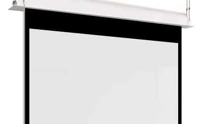 Ekran projekcyjny elektryczny Adeo Incell