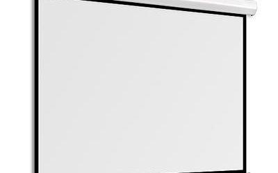 Ekran projekcyjny ręczny Adeo Cyber