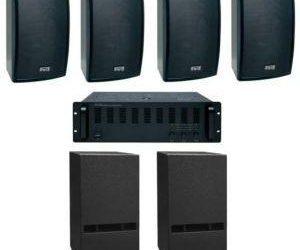 Kompletny zestaw nagłośnieniowy PUBSET-2000