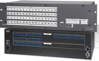 Extron Audio Matrix Switchers