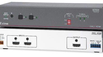 Extron Switcher SW HDMI Series