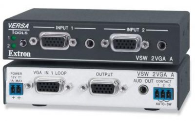 Extron VGA & RGB Switchers
