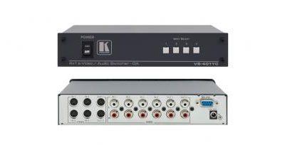 Kramer YC + Audio Switchers
