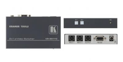 Kramer YC (No Audio) Switchers