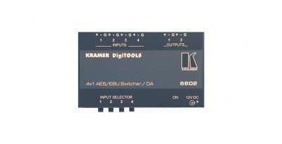 Kramer Audio Only Switchers