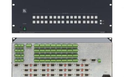 Kramer UXGA + Audio Switchers