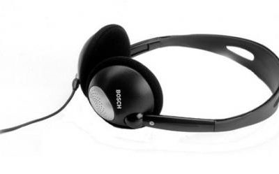 Stereofoniczne słuchawki Bosch LBB 3443