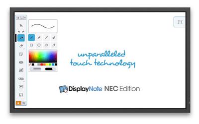 Monitor Nec MultiSync® E805 SST (ShadowSense)