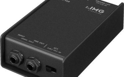 Procesor sygnałowy Monacor DIB-100