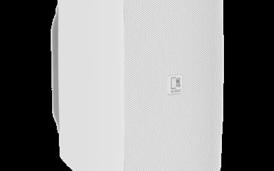 Aktywny system głośników 2-drożnych stereo 2 X 40W AUDAC ARES5A/W