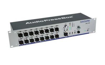 Skrzynka Dziennikarska AudioPressBox APB-116 R