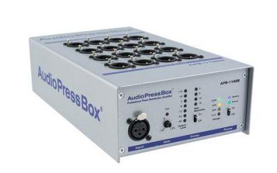 Skrzynka Dziennikarska AudioPressBox APB-116 SB