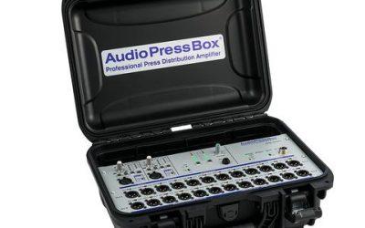 Skrzynka Dziennikarska AudioPressBox APB-224 C