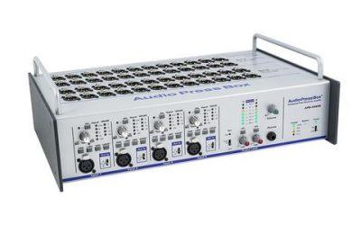 Skrzynka Dziennikarska AudioPressBox APB-448 SB