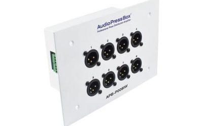 Skrzynka Dziennikarska AudioPressBox APB-P008 IW-EX