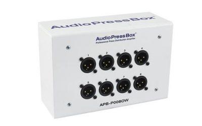 Skrzynka Dziennikarska AudioPressBox APB-P008 OW-EX