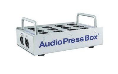 Skrzynka Dziennikarska AudioPressBox APB-P112 SB