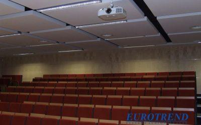 Budynek Nanotechnologii  A  PG rok 2012