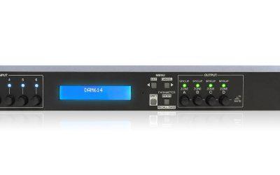 Matryca Audio Ecler DAM 614