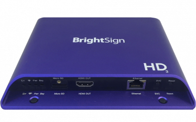 Player BrightSign HD223 Standard I/O Player