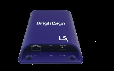 Player BrightSign LS423 Standard I/O Player