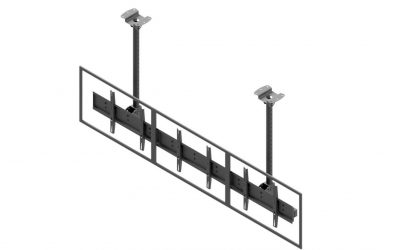 Uchwyt sufitowy edbak MBV3155-L