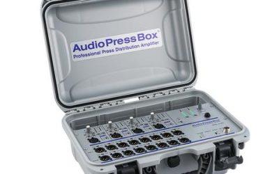 Skrzynka Dziennikarska AudioPressBox APB-416 C