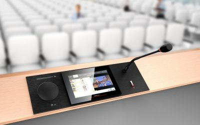 Televic Multimedialna jednostka uniCOS Multimedia