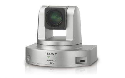 Przenośny bezprzewodowy system wideokonferencyjny HD Sony PCS-XC1