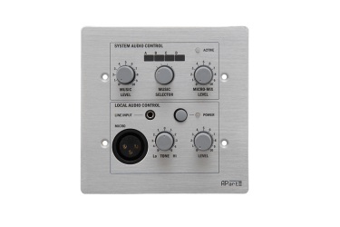 Regulator głośności Biamp PM1122RL