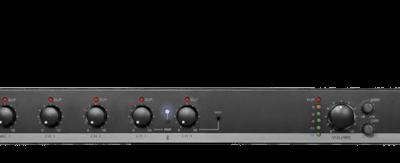 6-kanałowy przedwzmacniacz stereo AUDAC PRE116